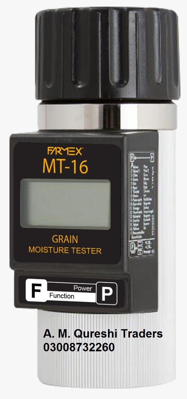 MT-16 Grain Moisture Meter
